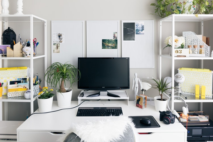 Tips To Create A Home Office Room That Is Stylish, Efficient And Awe Inspiring